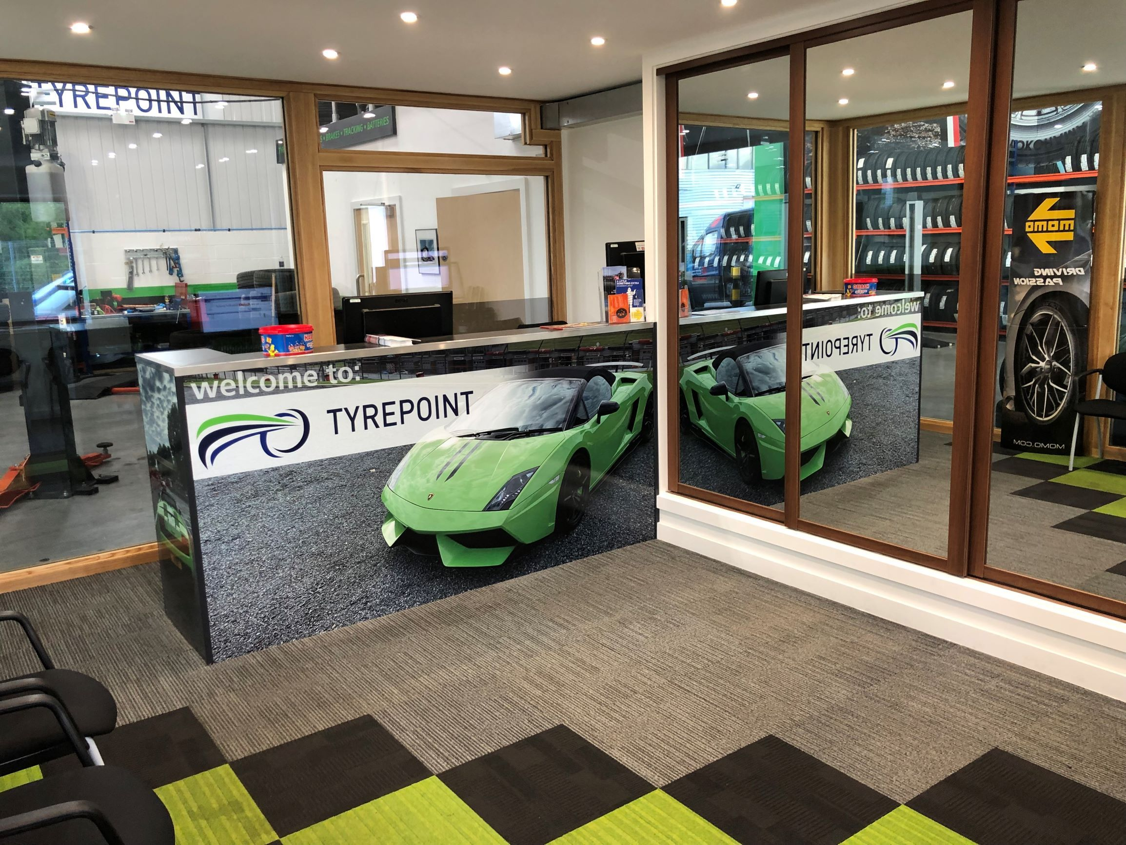 Tyre Point